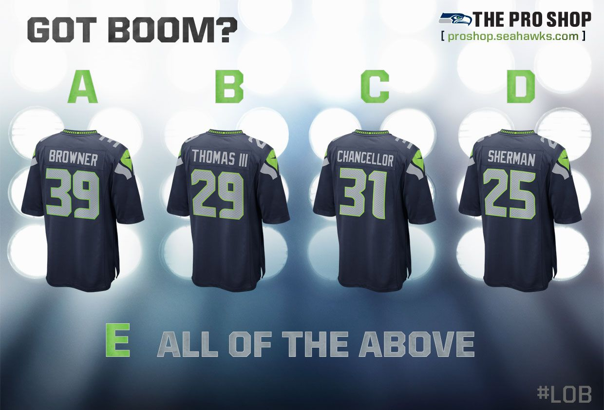 All LOB jerseys are in at The Pro Shop.  Which jersey would you pick...or?  shwks.com/AllLOB