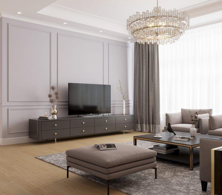 Madia moderna, mobili soggiorno, mobile living, arredamento soggiorno. Arredamento Classico Contemporaneo Guida Allo Stile Piu Elegante Arredamento Chic Moderno Salotti Eleganti Arredamento