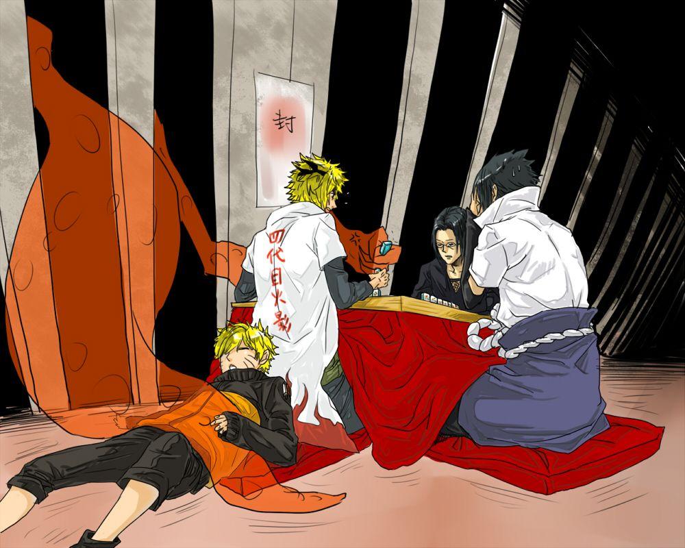 Naruto 3 Naruto Naruto Minato Naruto Kakashi