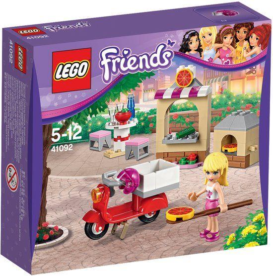 Lego Friends Stephanies Pizzeria 41092 Lego Friends Pinterest
