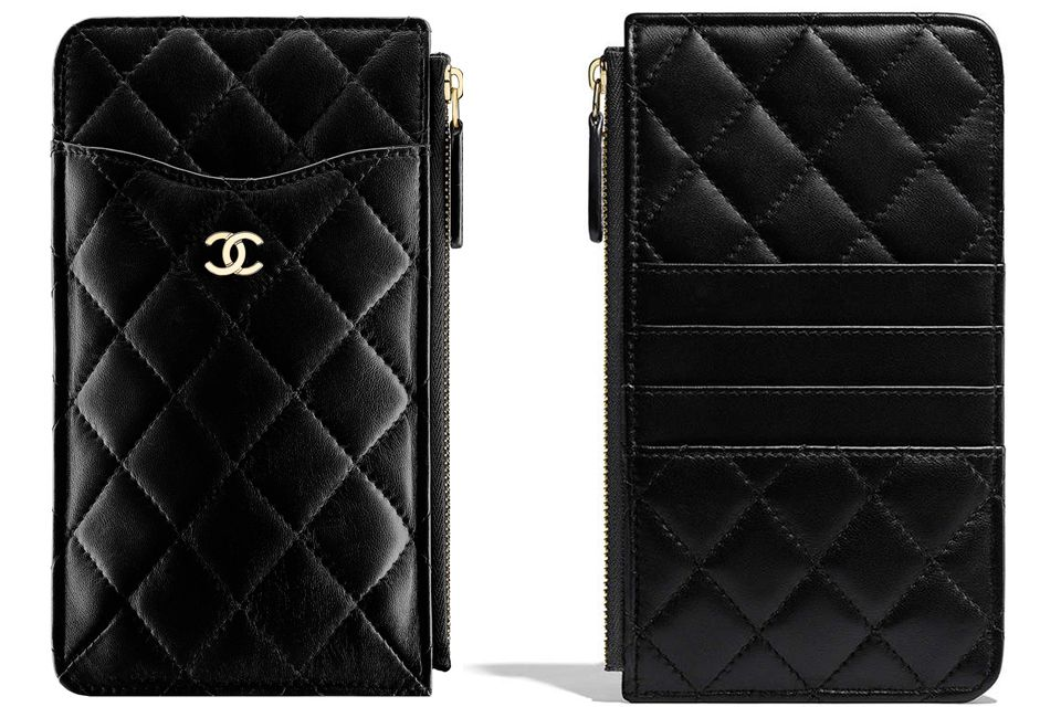 d0e20545be62 Chanel Classic Flat Wallet Pouch is the new multifunctional trend, read  more here.