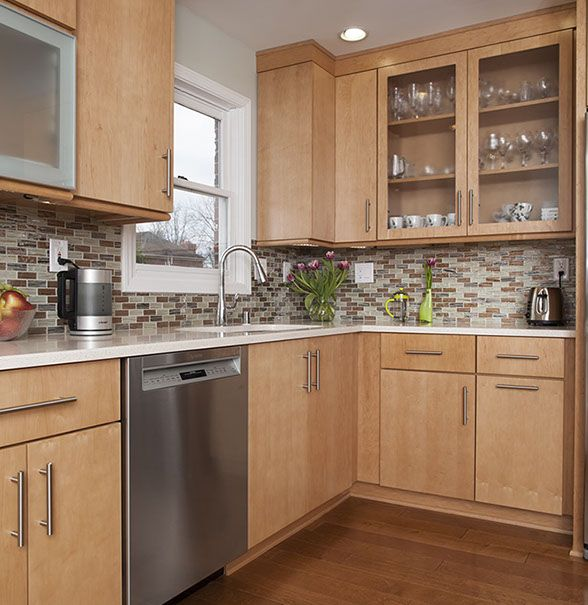 Frameless Kitchen Cabinets Modern: Eclipse Cabinetry - GALLERY 2