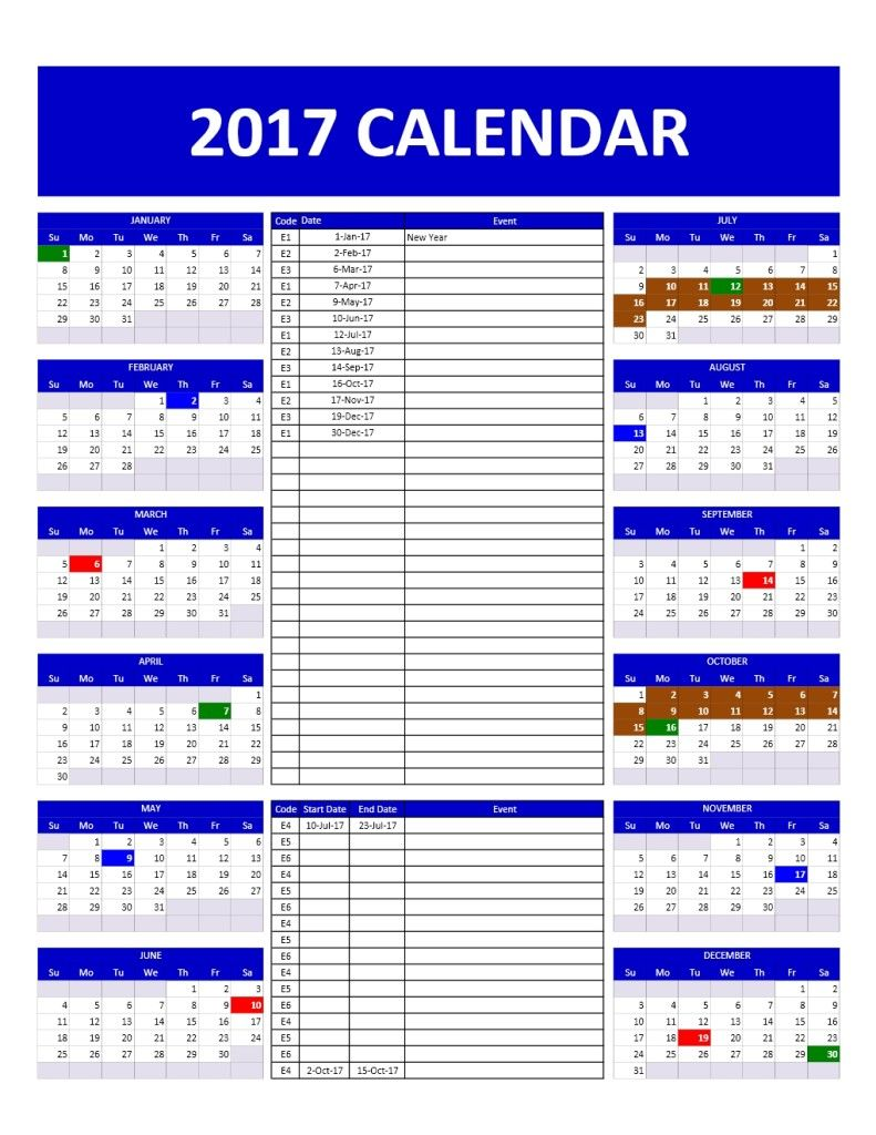 Image By Wm On Excel In 2020 2019 Yearly Calendar Template
