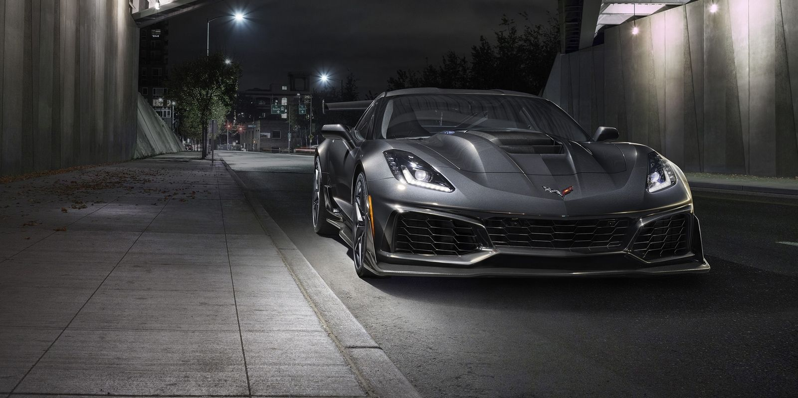 2019 Chevrolet Corvette ZR1 Here It Is, In All its 755HP