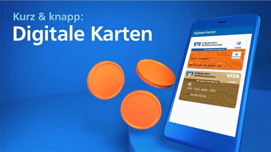 Erklarfilm Digitale Karten Kontaktlos Bezahlen Mit Dem Android Smartphone Und Der Vr Banking App Smartphone Karten App