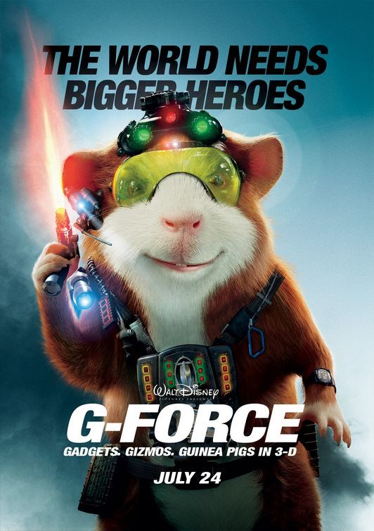 Click To View Extra Large Poster Image For G Force Force Movie Full Movies G Force