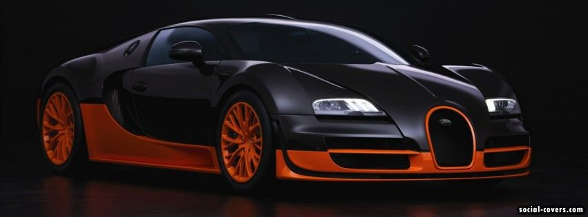 Social Covers - http://social-covers.com/bugatti-veyron-sports-facebook-cars-covers/