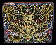 Borneo Naga Kelabit Kayan Dayak Bidayuh Orangulu Melanau Bahau Murut Kenyah Quantized Basap Ngaju Ngadju Maloh Aohe Tribal Art Designs Tribal Art Culture Art