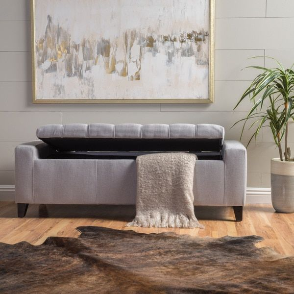 Ottoman Bench - A Collection by Anglina - Favorave | Ottoman Storage ...