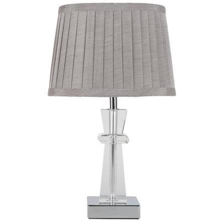 Pyramid Crystal Table Lamp Dunelm With Images Crystal Table
