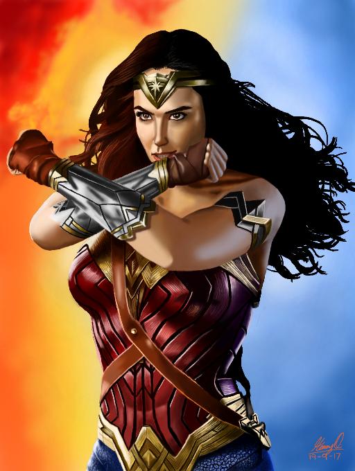 Wonder Woman By Weaponx Art On Deviantart Wonder Woman Wonder Art