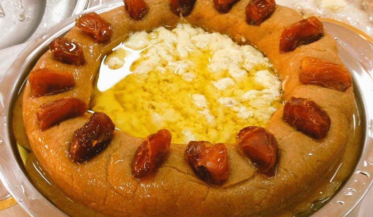 طريقة العريكة وقيمتها الغذائية Desserts Food