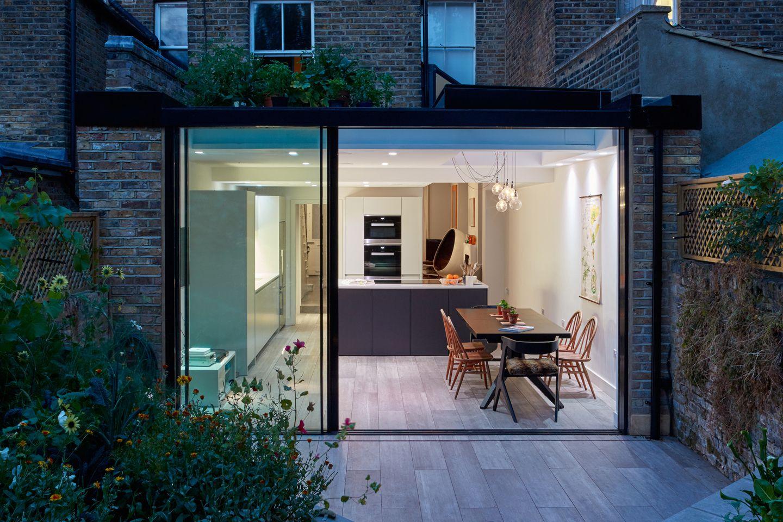 3 pane window ideas  i like the pane slimline glazing the continuation of the same