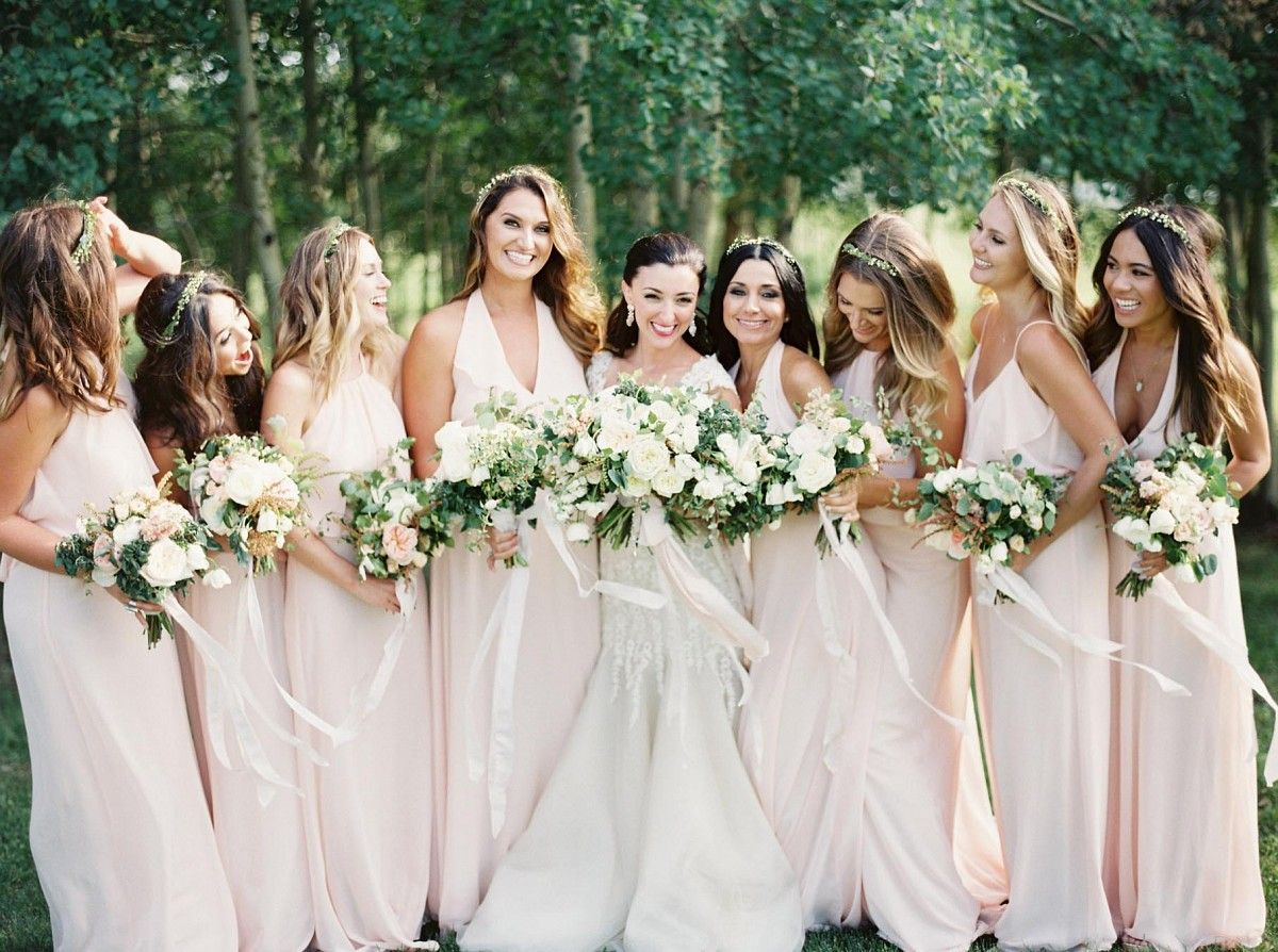 Nicole and andrewus stylish outdoor ranch wedding by when he found