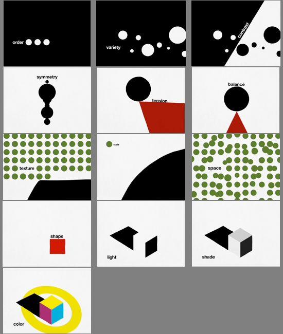Paul Rand S Languages Of Form Design Theory Design Basics Concept Design