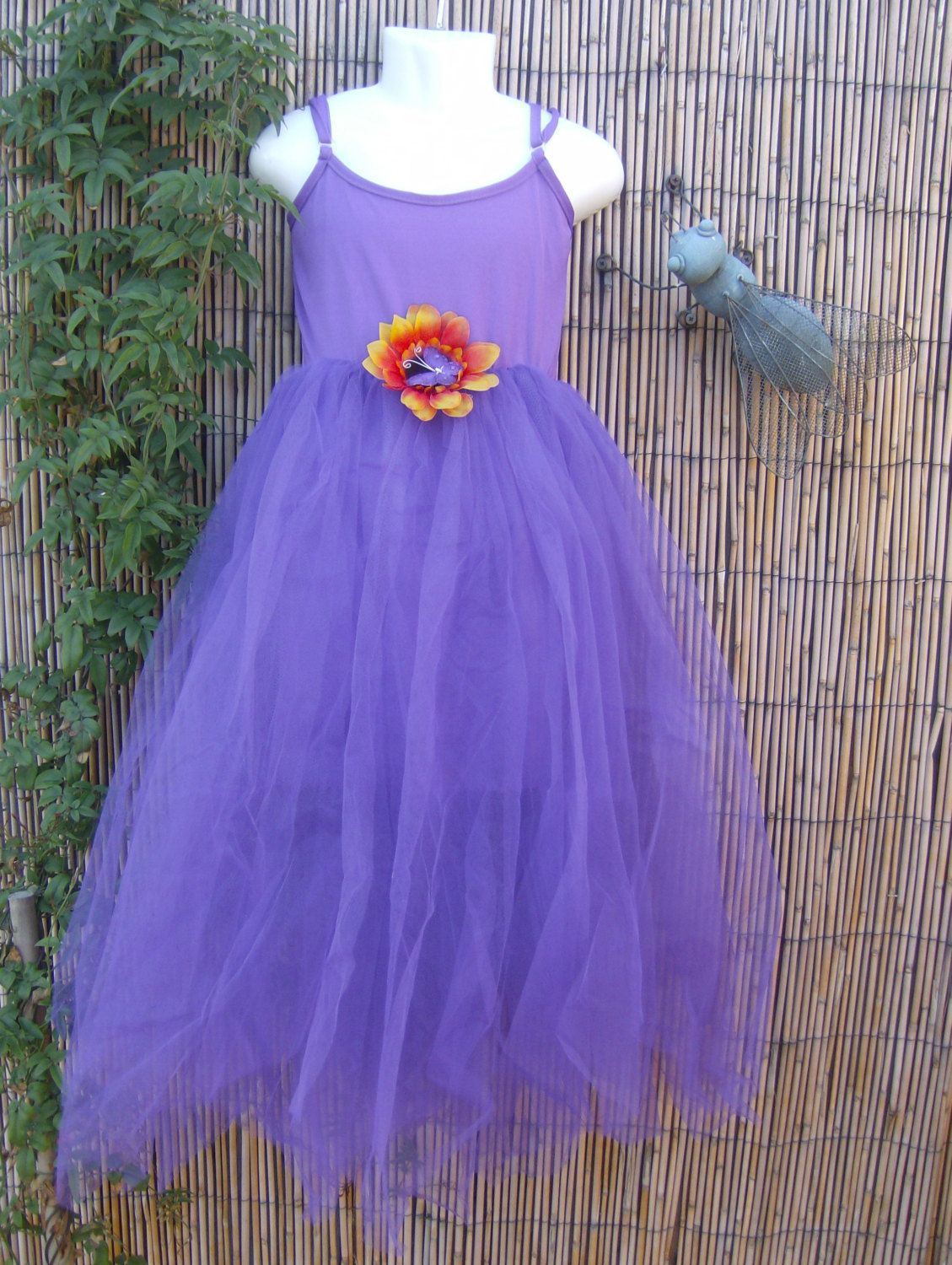 Purple Fairy Princess Dress Size Small 4t To 6 And By Pixihollow 38 00 Flower Girl Dresses Princess Dress Trending Outfits [ 1500 x 1129 Pixel ]
