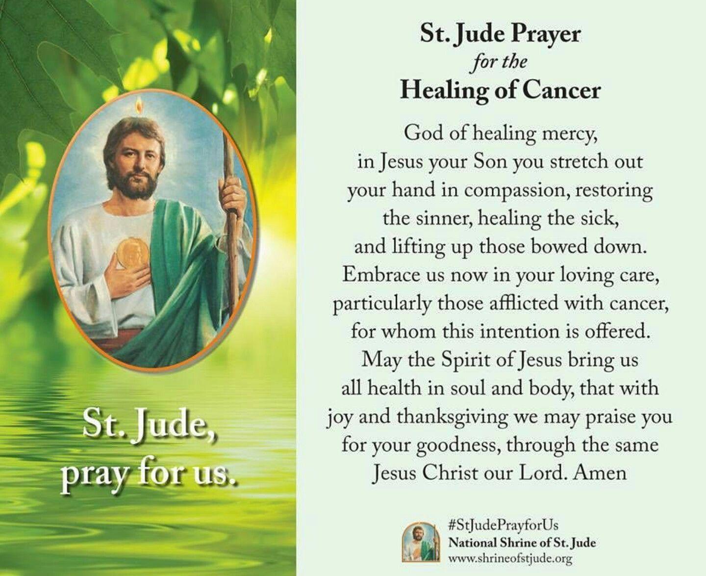 St jude prayer for healing relationships