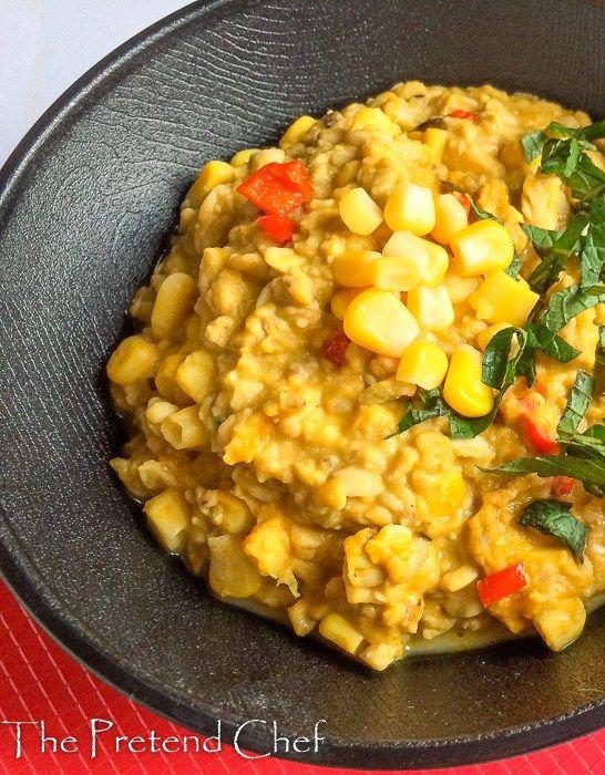 African breadfruit porridge ukwa porridge africans african chef recipes forumfinder Gallery
