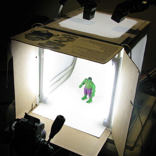 Objekte Fotografieren Beleuchtung | Diy Fotostudio Beleuchtung Und Kameratechnik Selber Bauen Bei