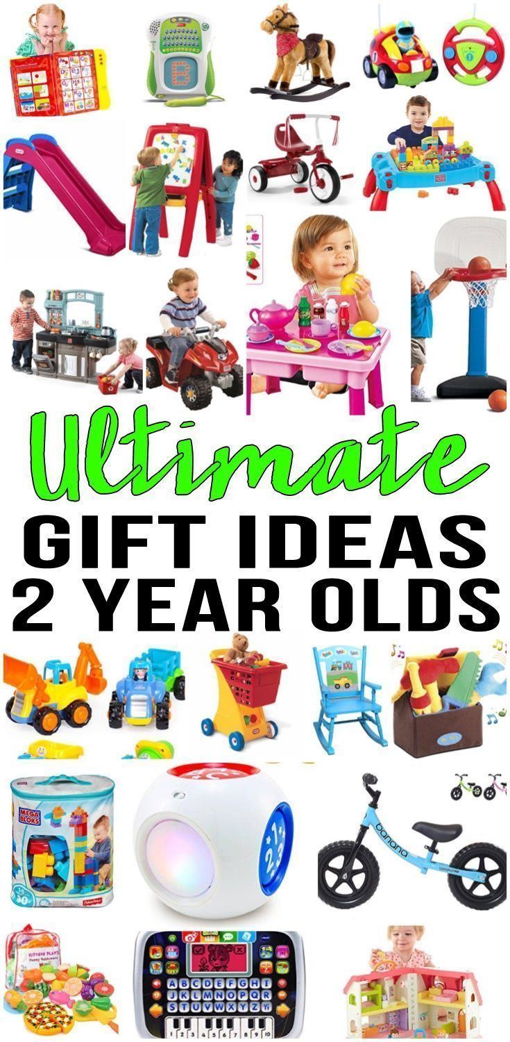 BEST Gifts For 2 Year Olds! Top gift ideas that boys and girls will ...