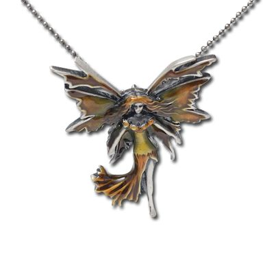 The Arrival Fairy Necklace