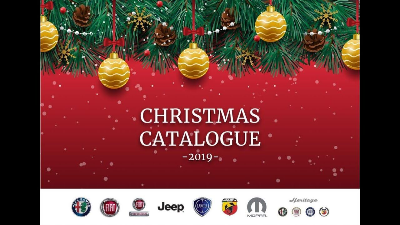 Fiat Christmas Catalogue 2019 Fiat Fiat500 Fiatpanda Fiat500c