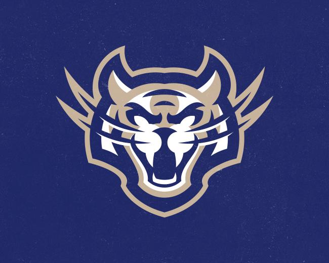 Wild Cat Esport Cat Vector Wild Cats Animal Logo