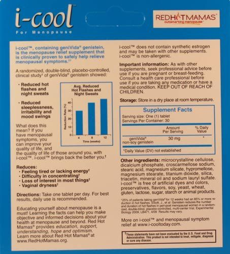 I-Cool Menopause Relief to Reduce Hot Flashes and Night Sweats - CovalentNews.com