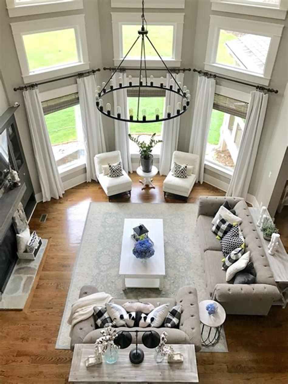 55 Best Modern Chic Living Room Decorating Ideas For 2019 Chic Living Room Living Room Remodel Living Room Decor