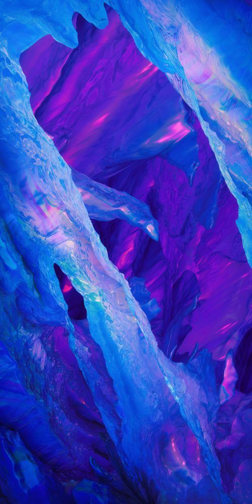 Xiaomi Redmi 5 Background With Abstract Blue 3d Wallpaper