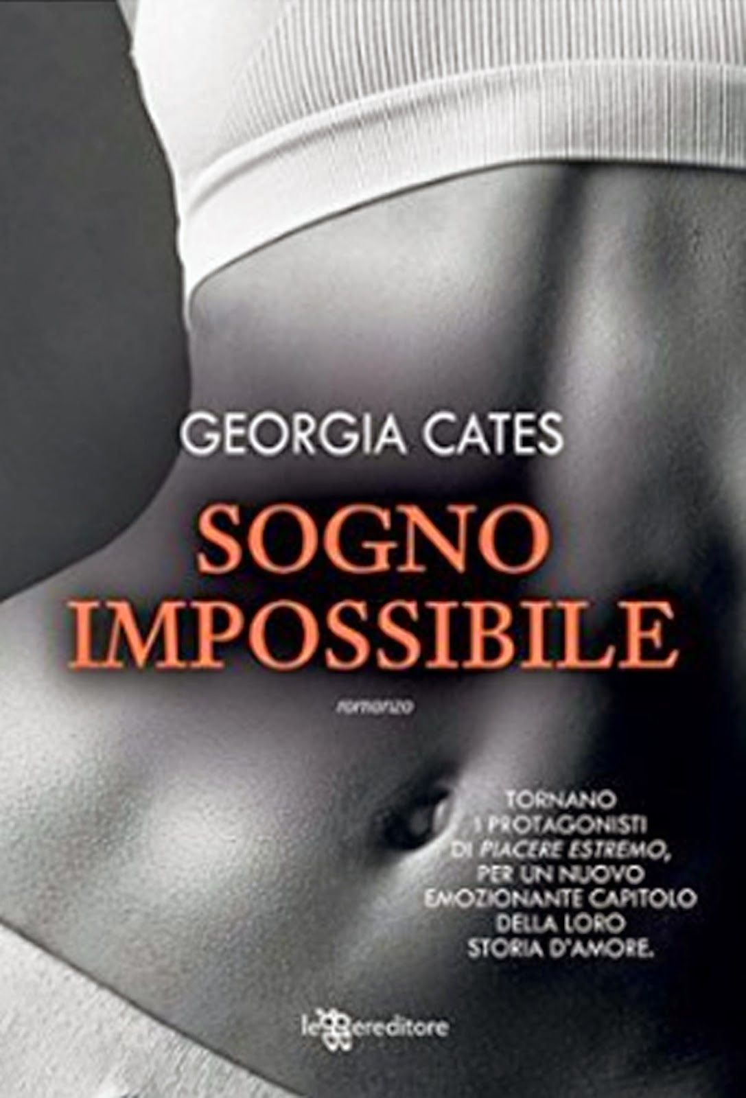 Sogno impossibile di Georgia Cates http://booksherys.blogspot.it/