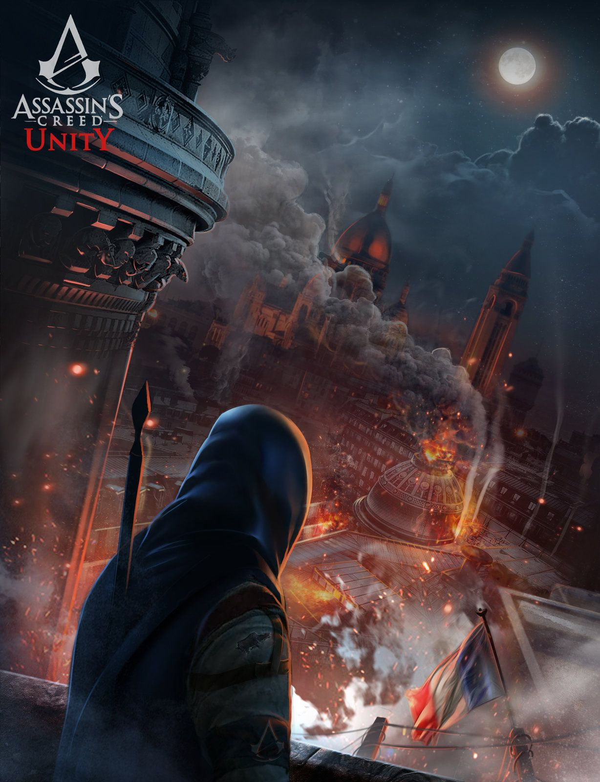 Assassin's Creed Art Exhibition, Giovanni Maisto on ArtStation at http://www.artstation.com/artwork/assassin-s-creed-art-exhibition-dabf8cdd-660d-4b5b-8d31-55f2c93f2a32