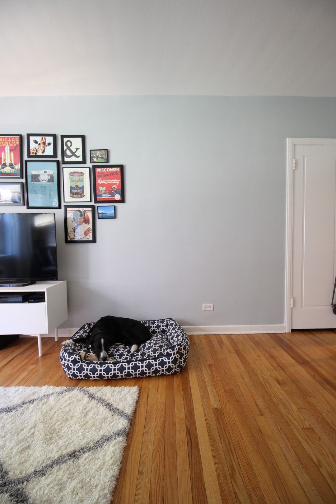 10x10 Bedroom Layout Ikea: Painted IKEA VITTSJO Bookcase