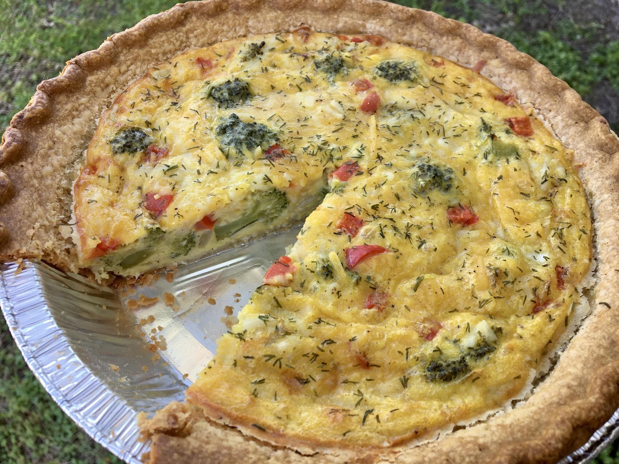 This Quiche Made With 3 99 Just Egg Reminds Me Of My Pre Vegan Days So Good Https Ift Tt 2uosc2c In 2020 Vegan Quiche Clean Eating Vegan Vegan Recipes