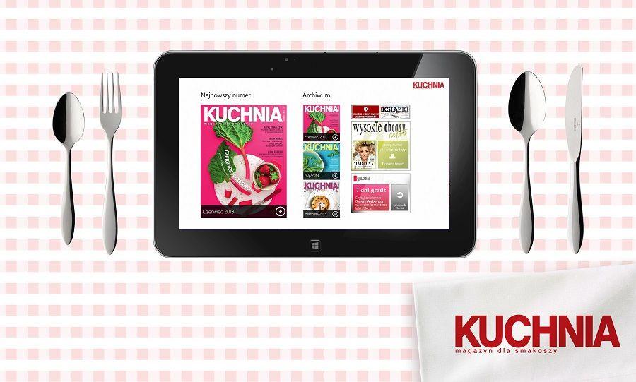 Http Www Greatwindowsapps Com App Kuchnia Magazyn Dla Smakoszy Tablet Electronic Products Projects