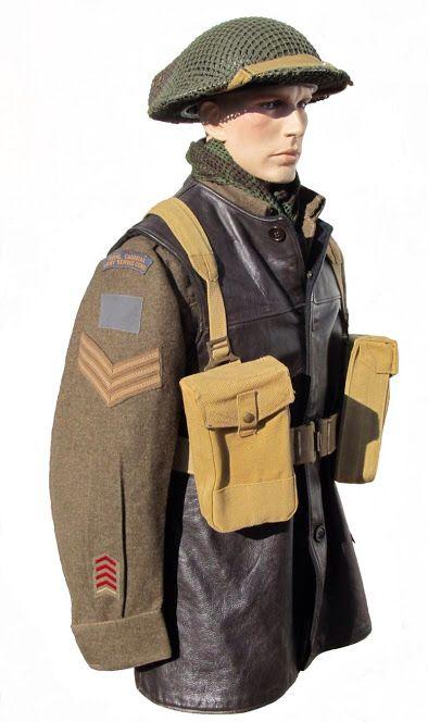 Pin by Joe on World War 2   British army uniform, Canadian army