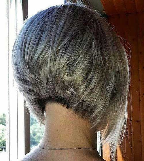 Short hairstyles for women over 40 to discover new look