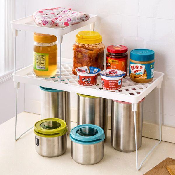 Cocina multifuncional escombros escritorio plegable almacenamiento ...