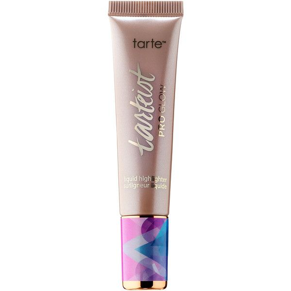 tarte Tarteist PRO Glow Liquid Highlighter found on Polyvore featuring beauty products, makeup, face makeup, tarte cosmetics, tarte makeup and tarte