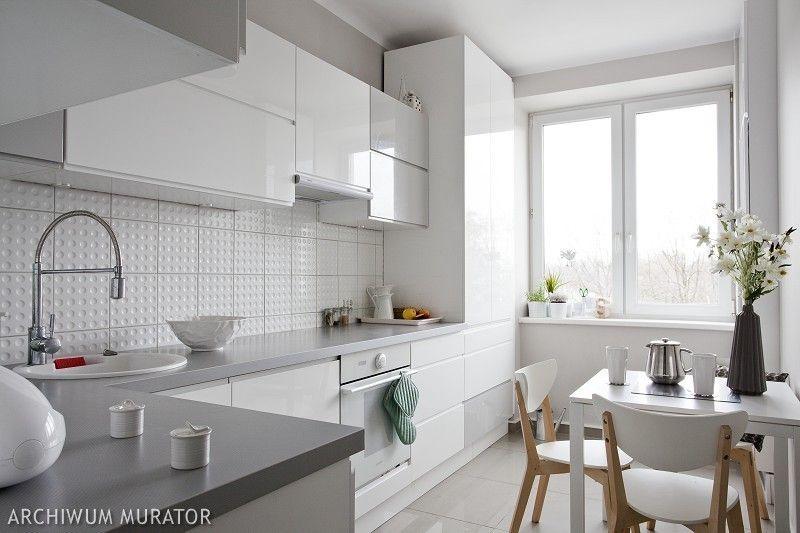White Kitchen Kitchen Design Cabinets And Countertops Kitchen