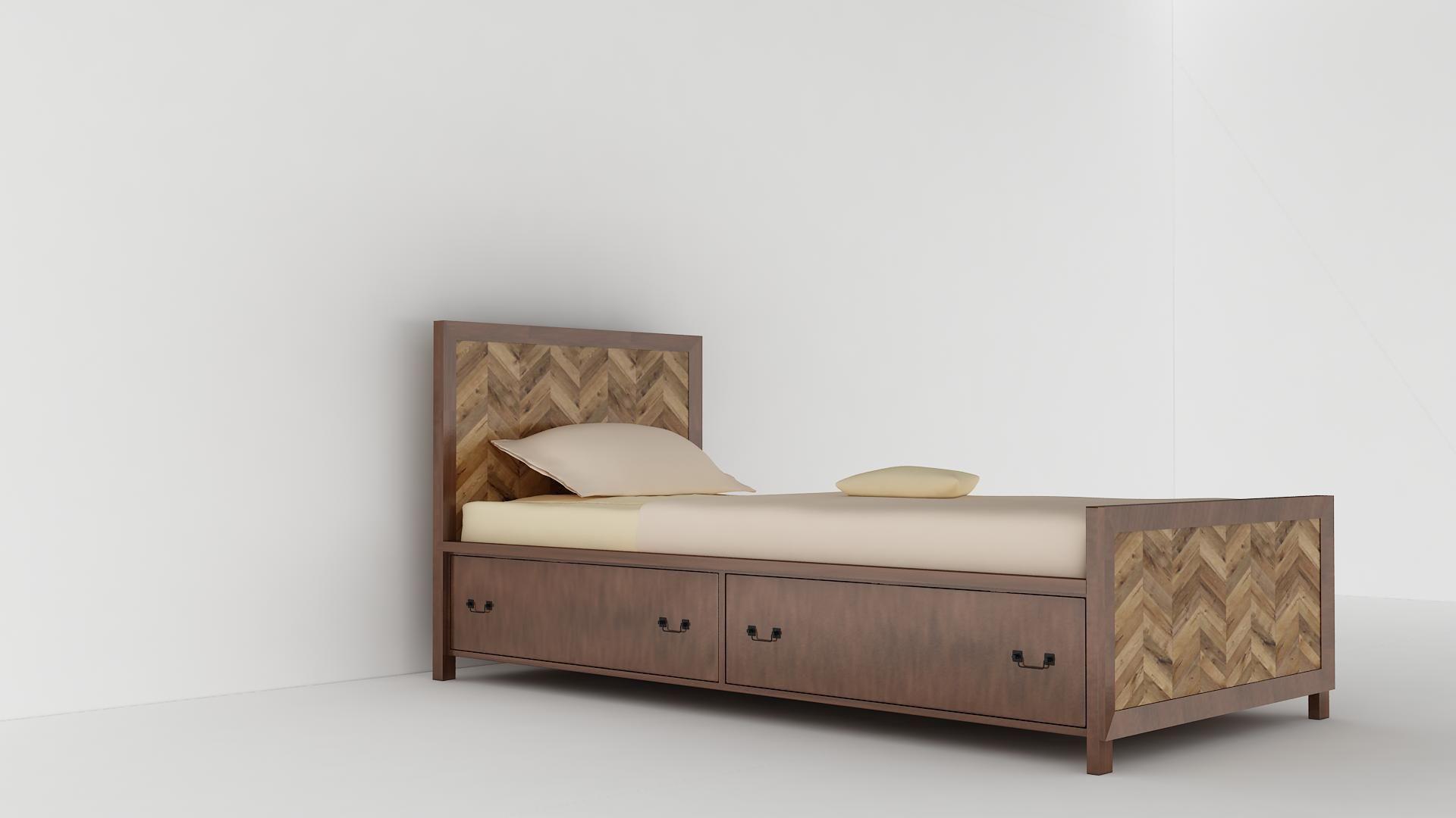Best Modernbed Single Contemporary Bedroom Interior Style 400 x 300