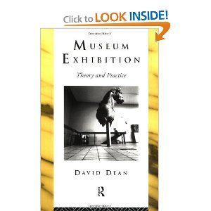 museum exhibition dean david
