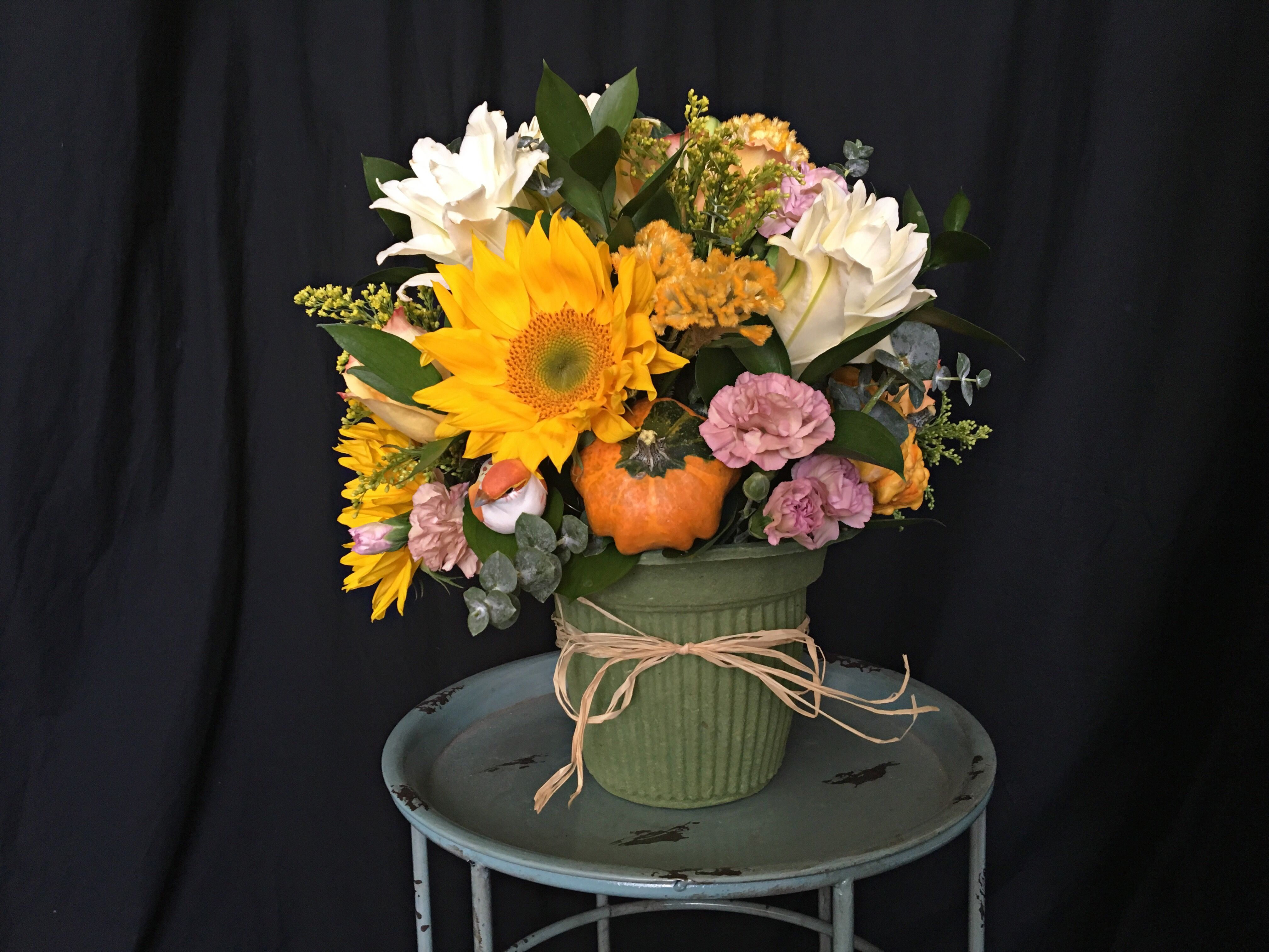 Fall inspired arrangement #jchristineflowers
