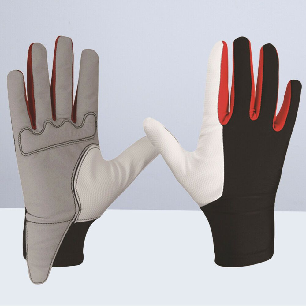 Sponsored Ebay 1 Pair Riding Gloves Durable Comfortable Equestrian Gloves For Primary Training Riding Gloves Horse Riding Gloves Sports Gloves