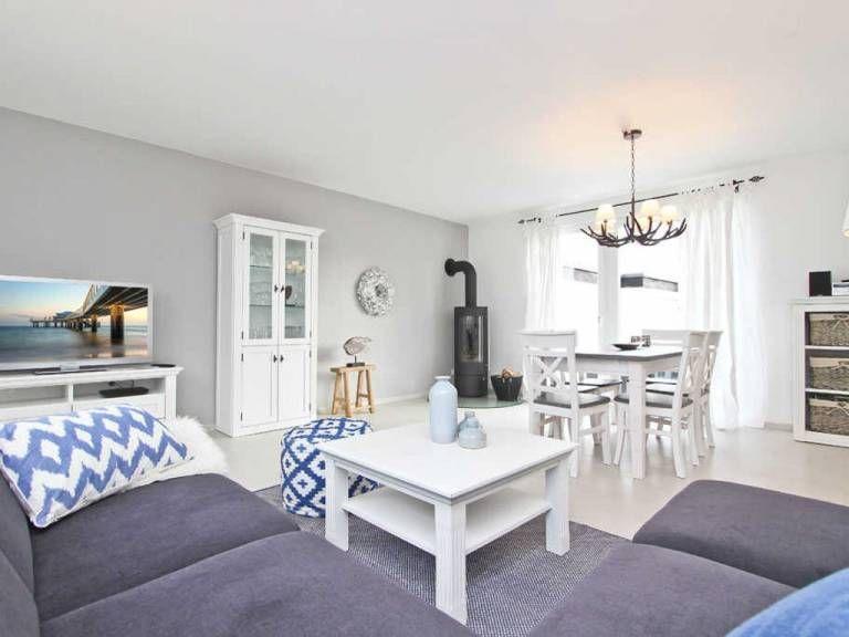110 M Ferienhaus Fur Max 6 Gaste 3 Schlafzimmer Wohnung Ferienhaus Haus
