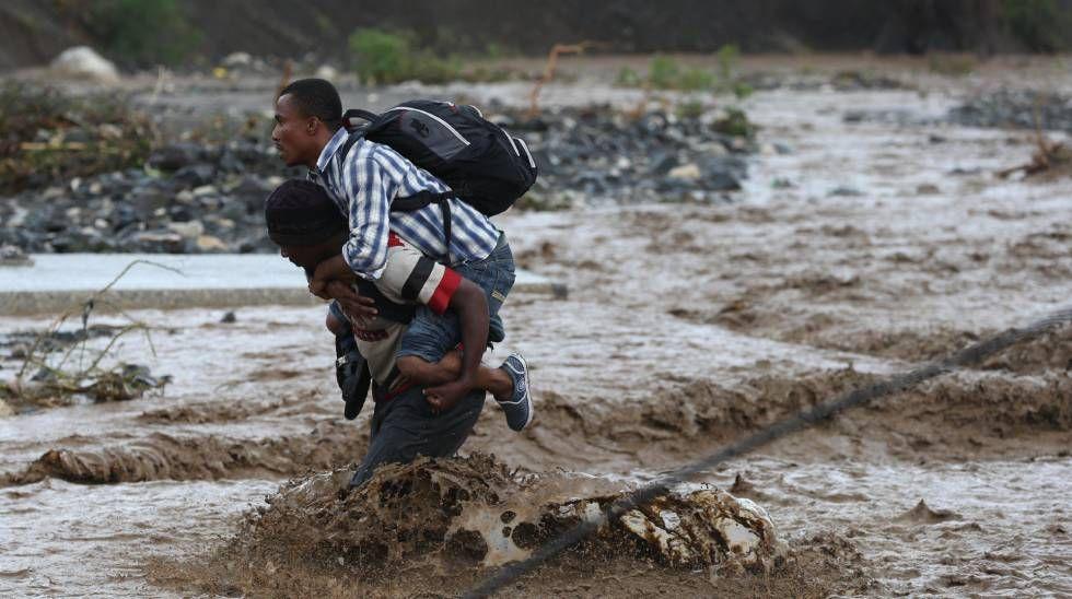 El huracán Matthew deja 17 muertos mientras avanza hacia Florida