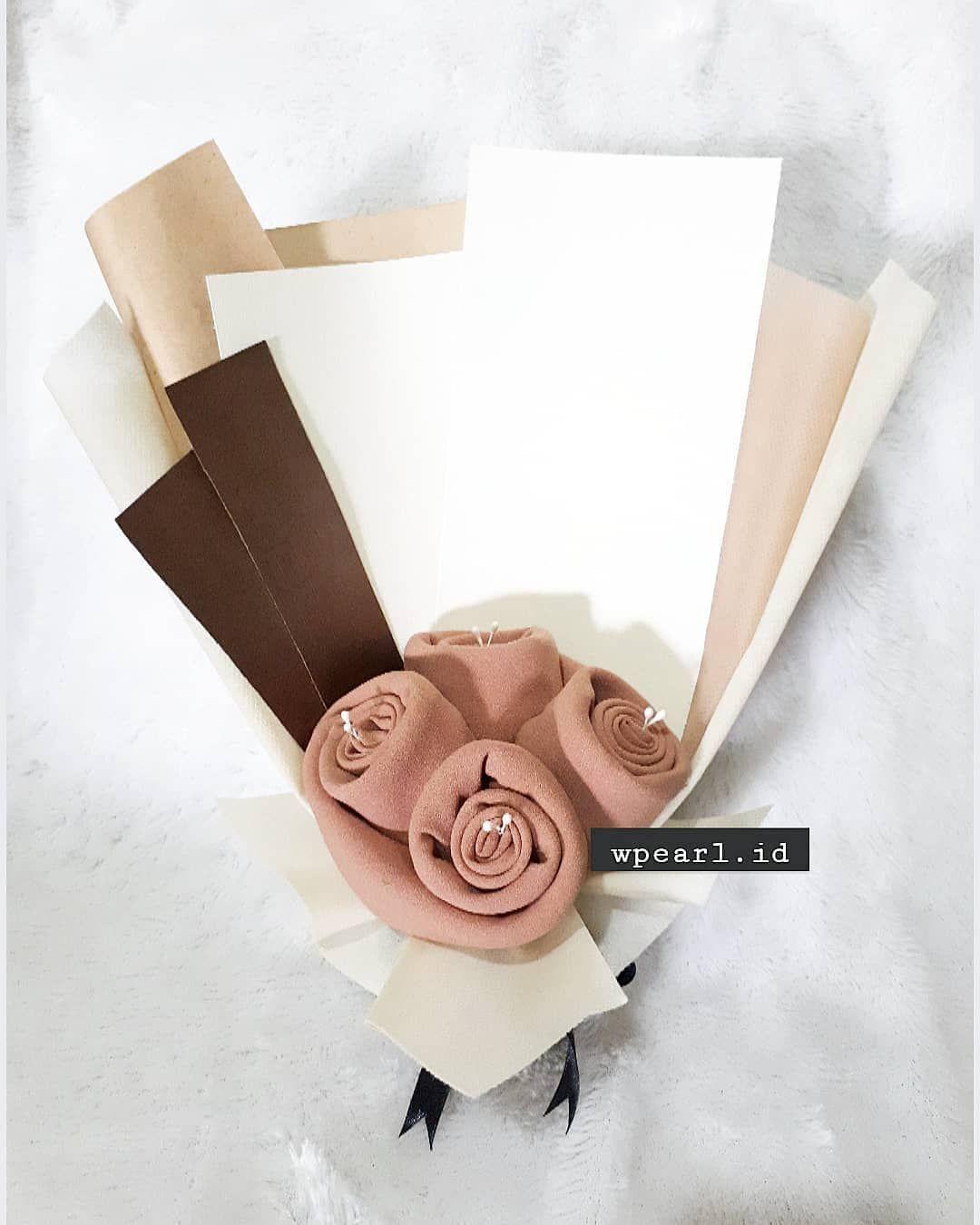 Bouquet Hijab   Ide hadiah, Hadiah buatan sendiri, Kreatif