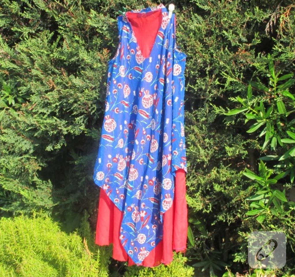 Tulbent Kumasindan Pratik Bir Elbise Nasil Dikilir 10marifet Org Da Cok Hos Ve Kolay Bir Yazlik Elbise Yapilisi Siz De Elbise Elbise Modelleri Elbise Yapimi