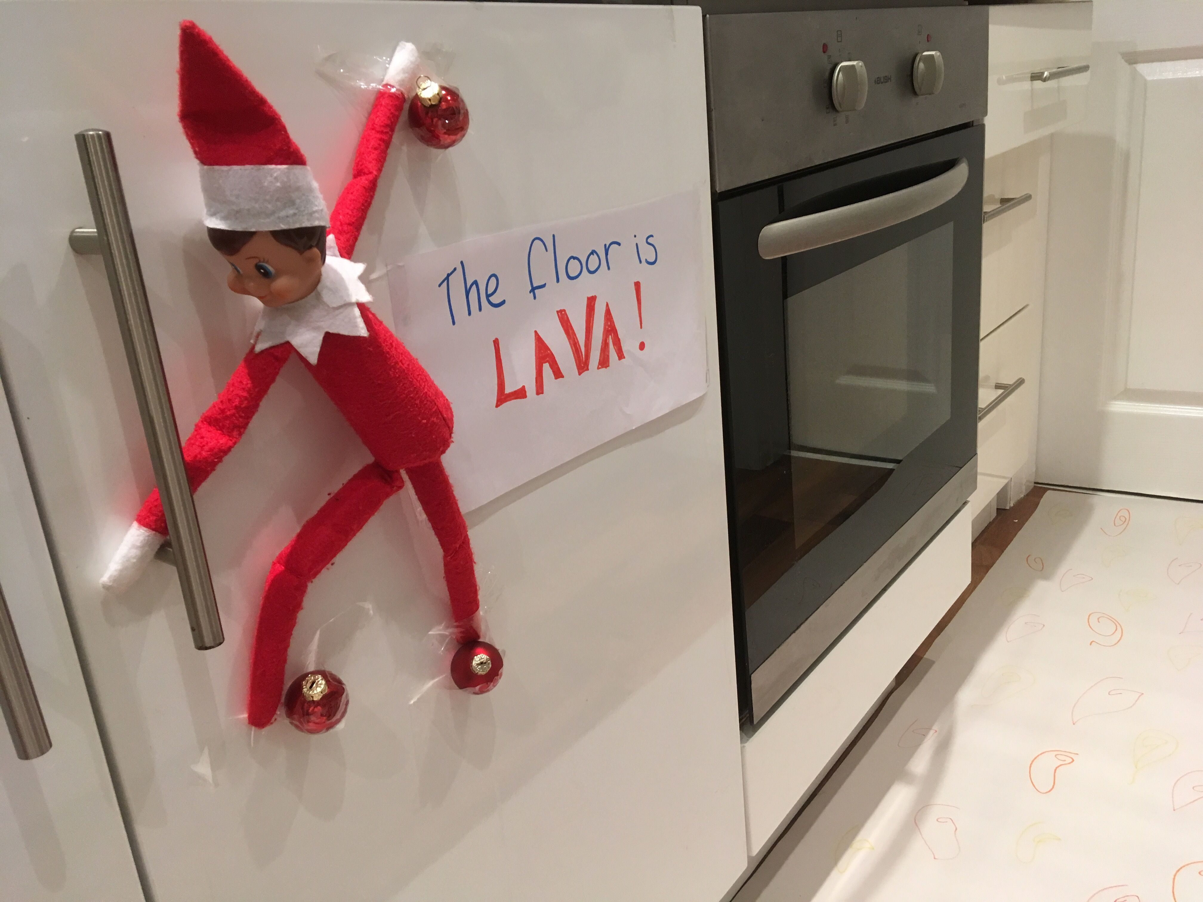 The Floor Is Lava Elf On The Shelf With Images The Floor Is
