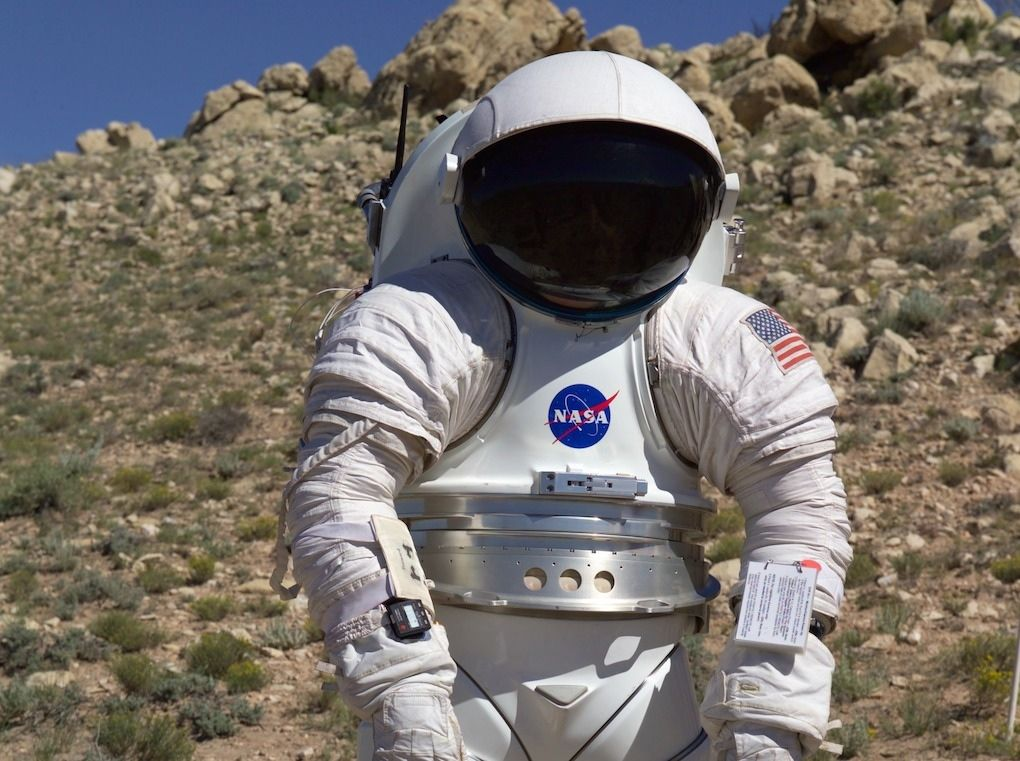 Moon shots: the far-out space suits of past, present, and future | The Verge